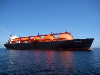 Golar freeze LNG before conversion