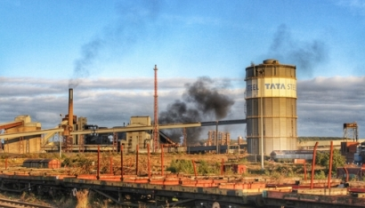 Scunthorpe steel plant - Image: Shutterstock