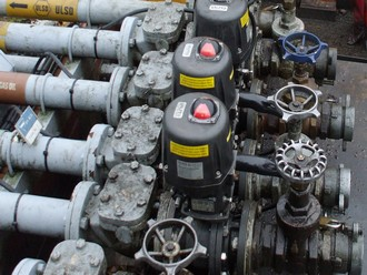 ATEX-rated ball valves provide safe shut off for fuel oils