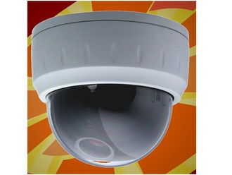 First vandal proof dome cameras to exceed  IK10+