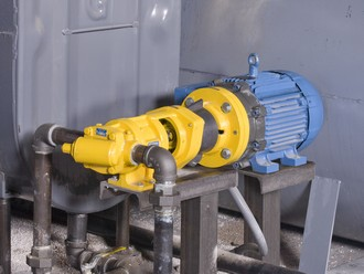 Pump improves efficiency and reduces energy costs