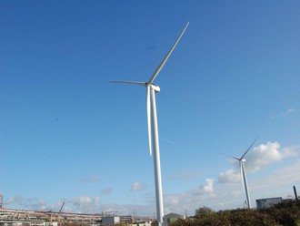 Wales' largest on-site wind project now operational