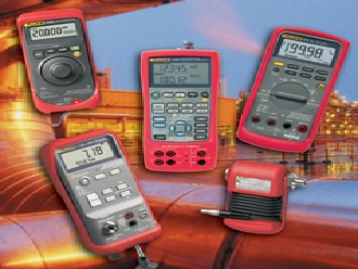 Complete line of intrinsically-safe test and measurement tools
