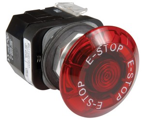 Enhanced e-stop components help improve worker safety