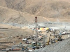 Chilean miners to be rescued by weekend