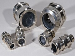 Cable gland solutions for hazardous gas and dust environments
