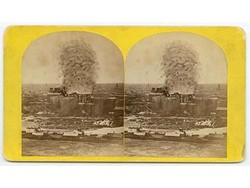 Figure 1 - Explosion of the Washburn A Mill, Minneapolis Photographer: William H. Jacoby (1841-1906)