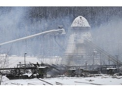 The January 20 blast at Babine Forest Products in British Columbia killed two men and injured 19 others