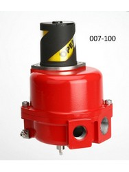 The 007-100 is a compact solution that can contain up to 2 switches or a 4-20mA position transmitter