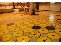 Vitrified Product Storage facility for nuclear waste