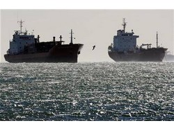 Some 56% of Iran's supertanker fleet is now being used for oil storage