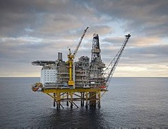 Statoil's Oseberg C platform was one of the worst-affected by the three-week strike