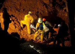 This was the second fatal mine incident in Coahuila in 10 days