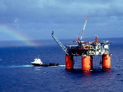 BP's Marlin hub is one of five Gulf production assets sold to Plains