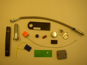 Examples of robust ATEX RFID tags