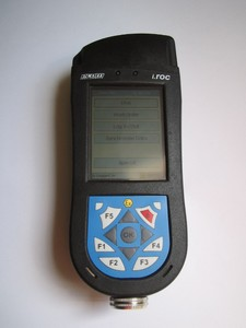 ATEX Handheld Computer with integrated RFID reader