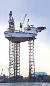 PPL Pacific Class 400 jack-up rigs in Singapore use Marechal plugs and socket-outlets