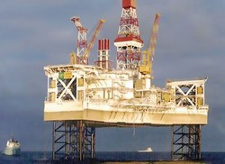 BP's Harding field is one of a number of assets in the North Sea to be sold to TAQA