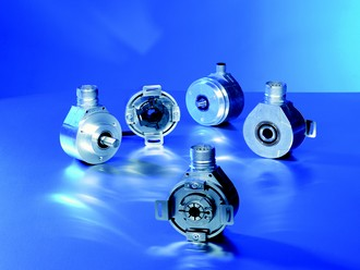 Encoders improve production control and reduce costs