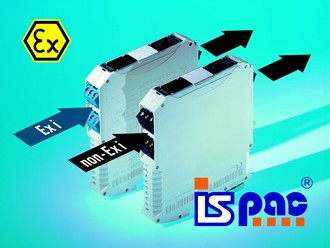 Isolator range has models for safe environments