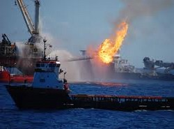 The April 2010 disaster resulted in 11 deaths and the largest oil spill in US history.