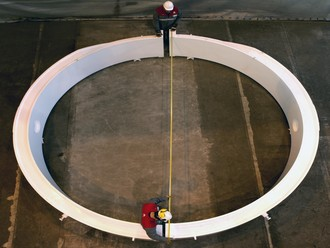 Manufactures lifting girdles for largest nuclear lift in the UK