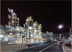 LANXESS Jurong Butyl plant - Photo: LANXESS