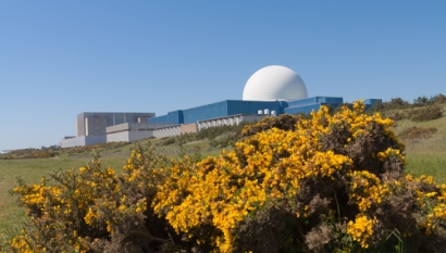 The reactor at the Sizewell B nuclear plant was also supplied by Westinghouse