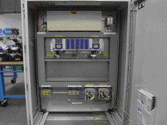 Ethernet switches provide dual redundancy of airport refueling control system